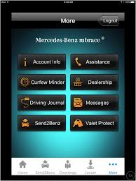 mbrace mercedes benzblogger archiv remote start via mbrace for your