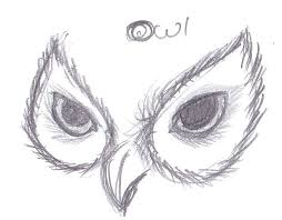 21 09 10 owl eyes by celvany on deviantart