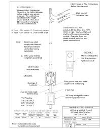 what is meter wiring diagram components
