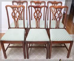 Esszimmer Stuehle Chippendale Esszimmer Stühle 009 Haus Design Ideen