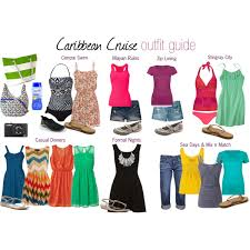 Top 10 Must Pack Cruise by Caribbean Cruise What To Pack And Ideas