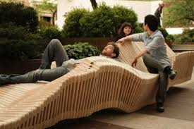 Eco Outdoor Furniture by Outdoor Furniture Design Eco Friendly Seating Design For Outdoor