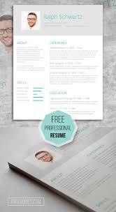 free resume builder and save 67 best free resume templates for word images on pinterest free free cv template the minimalist green a professional resume template that display your working experience