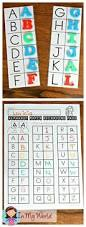 my interactive alphabet notebook makes learning about the alphabet