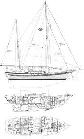 robert h perry yacht designers inc drawings u0026 plans