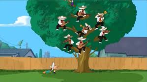 Phineas And Ferb Backyard Beach Game Mariachi Tree Phineas And Ferb Wiki Fandom Powered By Wikia