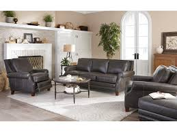 Who Sells Sofas by Craftmaster Prescott Leather Sofa Great American Home Store Sofas