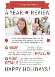 year in review christmas card year in review timeline for christmas card diy kids crafts
