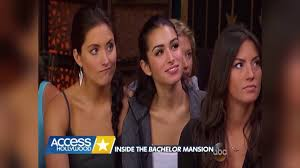 The Bachelor Mansion Ashley Iaconetti Goes Back To The Bachelor Mansion Youtube