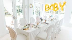 baby shower balloons how to plan a hot air balloon themed baby sprinkle martha stewart