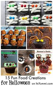 15 fun halloween party food ideas for kids its yummi