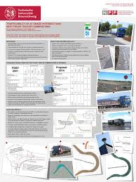 posters u2014 5th international symposium on highway geometric design