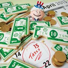 edible money brighten tax day by your own edible currency decorate these