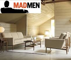 mad men furniture if it s hip it s here archives madmen your living room dwr