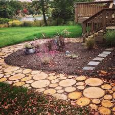 Backyard Walkway Designs - best 25 wood walkway ideas on pinterest pallet walkway wood