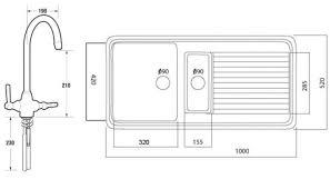 Kitchen Cabinet Height Standard Standard Size Kitchen Sink Cabinet Sizes 12 Quantiply Co