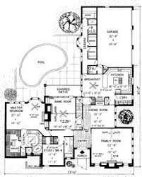 l shaped homes l shaped house plans with courtyard pool home decor 2018