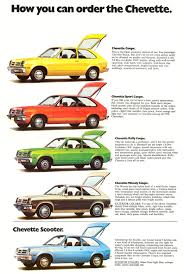 forty years later the chevette can still get better mileage than