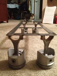 Old Coffee Table by Old Six Cylinder Engine Coffee Table Dual Sport Buggies