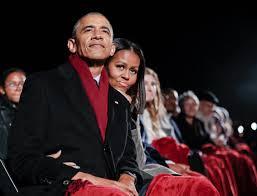 obamas unveil their final white house holiday card nbc news