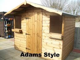 summer houses and potting sheds constructed in nottingham