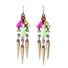 cool dangle earrings dangle earrings tassel for women cool bullet antique