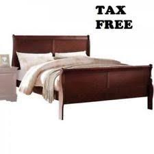Platform Bed Frame With Headboard Platform Bed Frame Ebay