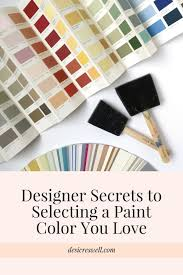 designer secrets to selecting a paint color you love u2014 a minnesota