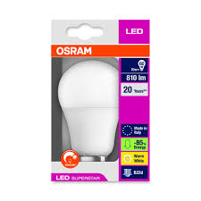60w Led Light Bulb by Osram Led Superstar Classic 60w Bayonet Dimmable Bulb Robert Dyas