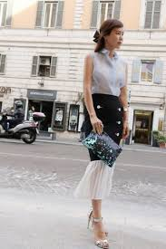 see thru blouse pics see thru blouse with small pocket my white and black