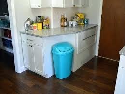 kitchen trash can ideas kitchen trash can ideas small kitchen trash ideas vegelfamily info
