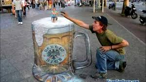 coolest 3d sidewalk art youtube