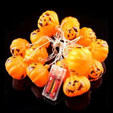 Pumpkin Halloween Lights Online Get Cheap Halloween String Lights Aliexpress Com Alibaba
