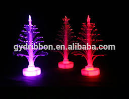Christmas Tree With Optical Fiber Lights - small fiber optic christmas tree small fiber optic christmas tree