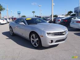 2010 camaro lt for sale 2010 chevrolet camaro lt rs coupe in silver metallic 169685