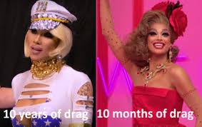 Drag Queen Meme - season 9 queens tumblr