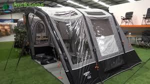 Inflatable Driveaway Awning Vango Galli Ii Compact Inflatable Driveaway Campervan Awning Galli