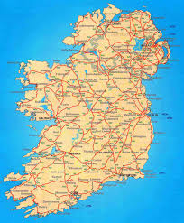 Map Of Spain With Cities by Small U003cb U003eirish U003c B U003e U003cb U003emap U003c B U003e Ireland Pinterest Ireland