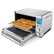 Bread Shaped Toaster The Best Toaster Oven Hammacher Schlemmer