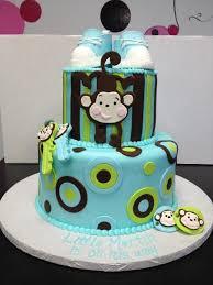 baby shower monkey monkey baby shower cakes baby cake imagesbaby cake