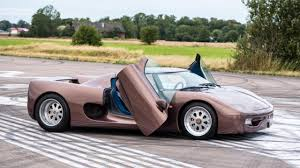 first koenigsegg ever made code brown this is the first ever koenigsegg top gear