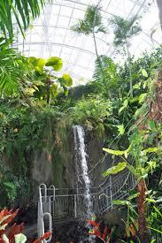 Okc Botanical Gardens by Okc U0027s Myriad Botanical Gardens And Tropical Bridge Conservatory