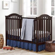 Convertible Crib Espresso Dorel Living Baby Relax Adelyn 2 In 1 Convertible Crib Espresso