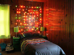 bedroom how to decorate with christmas lights in bedroom amazing