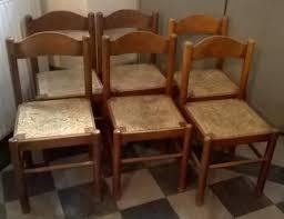 sedie per cucina in legno 6 sedie legno massello marrone paglia cucina a forte dei marmi