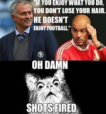 Jose Meme - soccer memes jose mourinho on pep guardiola facebook