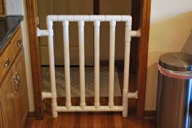 Child Gates For Stairs With Banisters How To Build A Safe And Strong Baby Gate 11 Steps With Pictures