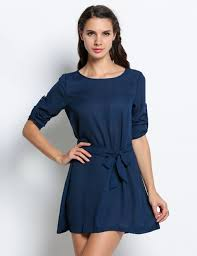 comfortable new women summer casual long sleeve evening party