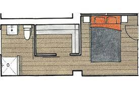 am駭agement chambre en longueur imaginer l espace autrement suite master parental et chambres