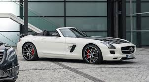 mercedes benz sls amg gt final edition information and photos
